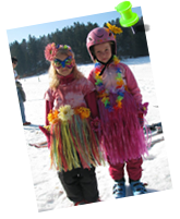 Karneval na lyžiach